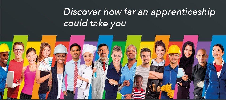 Windsor Forest Colleges Group Apprenticeships