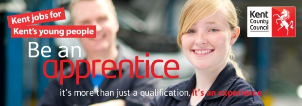 kent county council apprenticeships