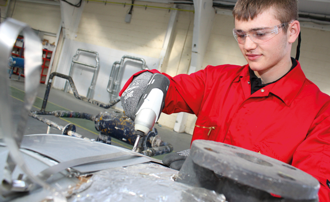 TICA's Thermal Insulation Apprenticeships