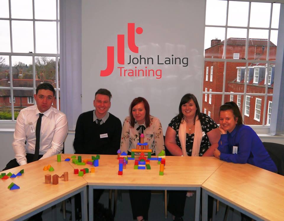 john laing training apprenticeships