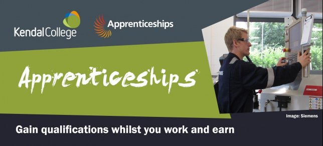 Kendal college apprenticeships