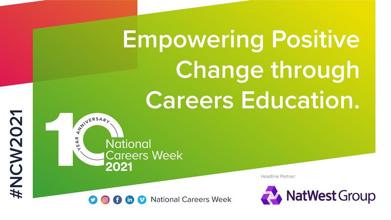 National Careers Week 2021 (NCW) - Careermap