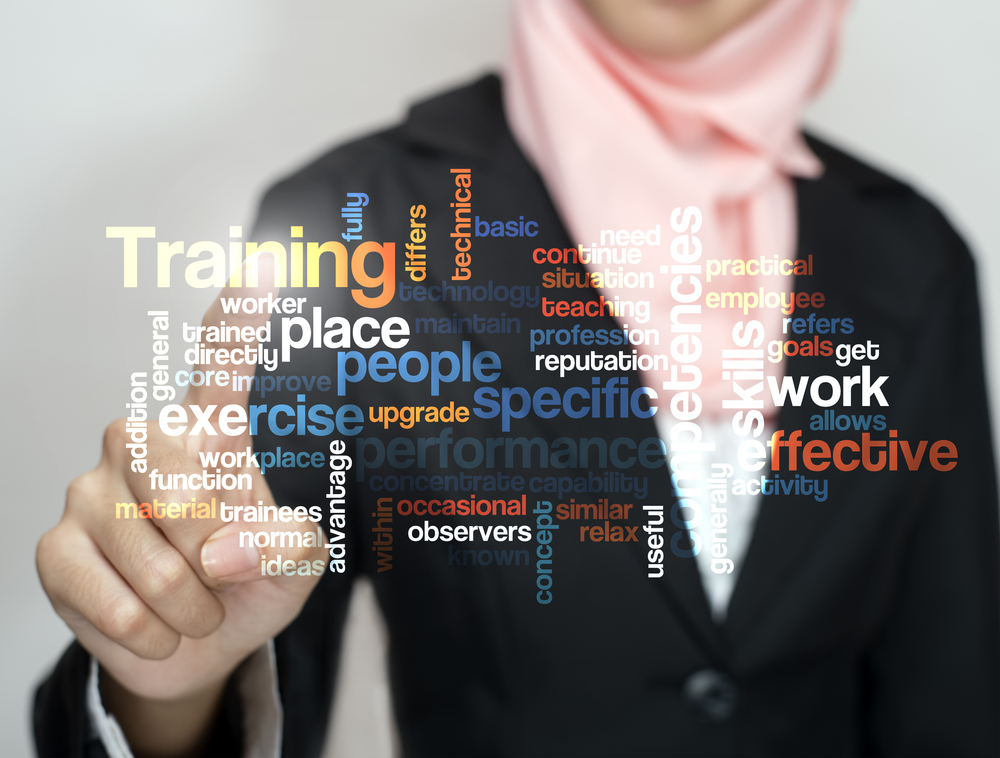 training providers to recruit an apprentice