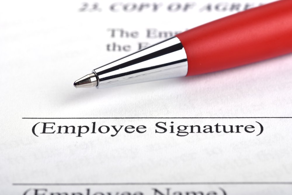 contract of employment needed to recruit an apprentice