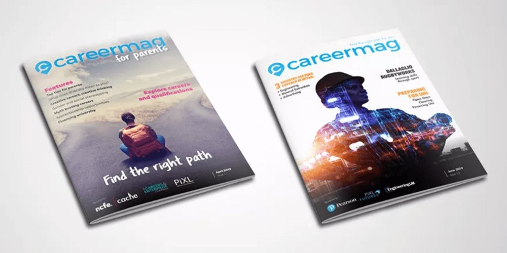 Careermag covers