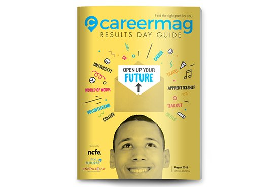 Careermag Results Day Guide