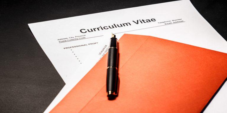 write the perfect CV