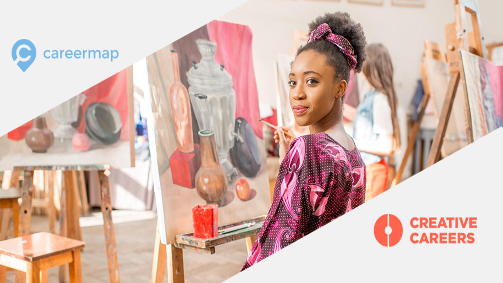 Creative Careers CPD webinar