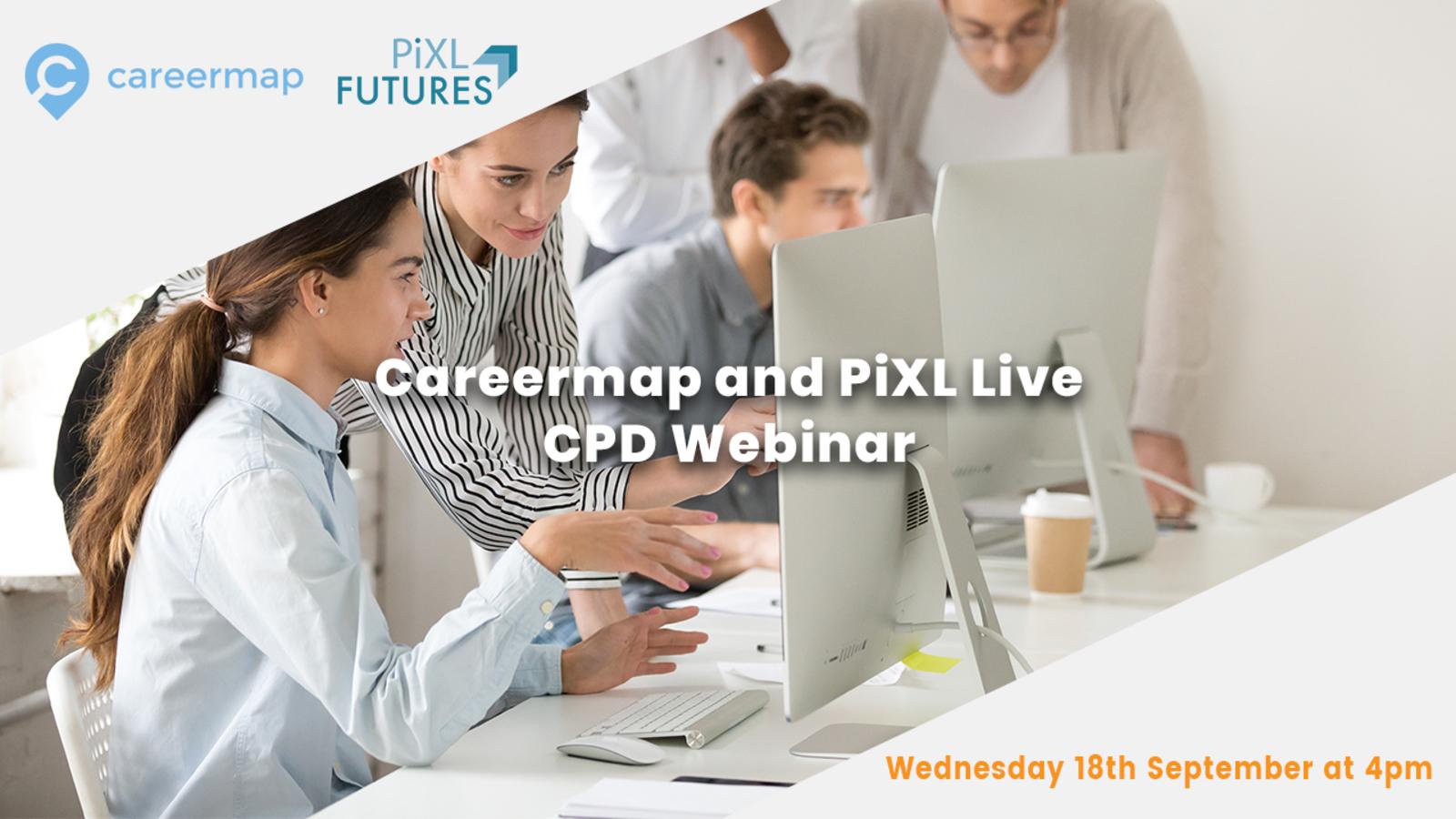 PiXL Futures Webinar Header