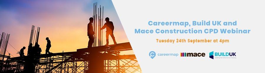 BuildUK and Mace Construction CPD webinar