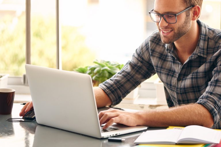 student online learning, e learning at home