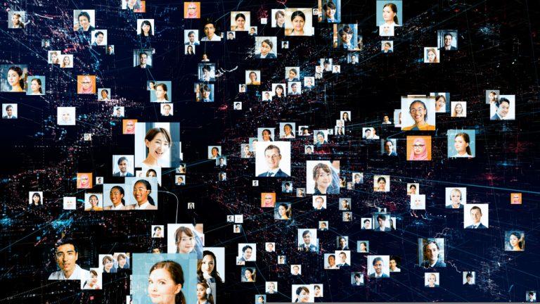Social networking professional - LinkedIn