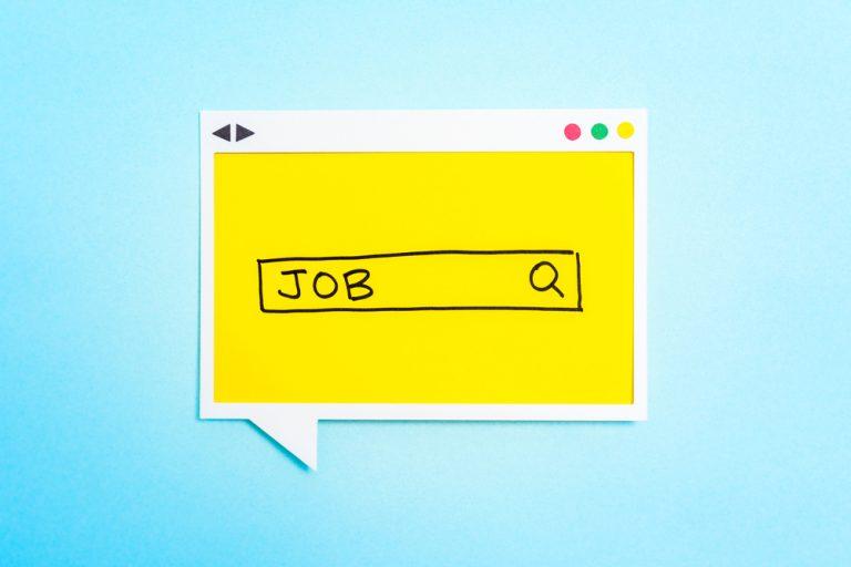 Job search, recovering job market