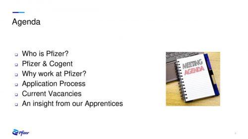 Pfizer Apprenticeships