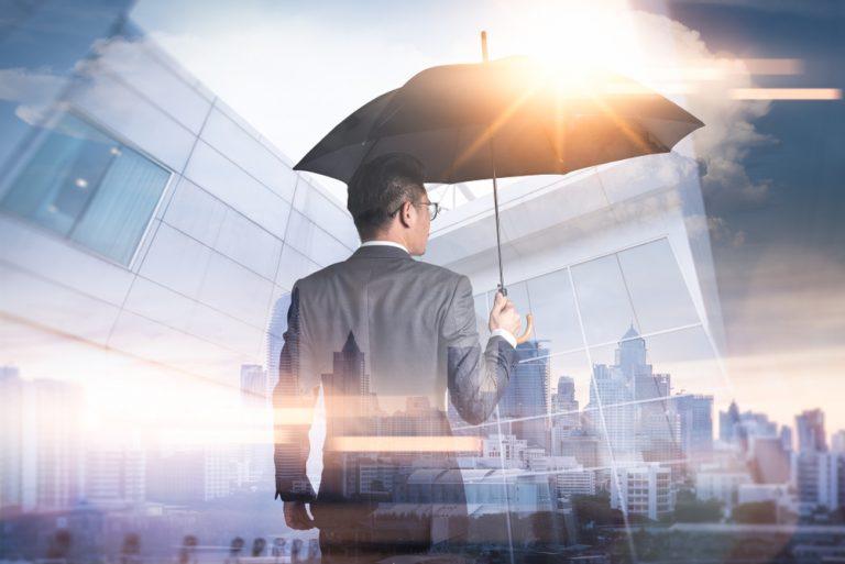 Insurance graduate schemes, umbrella cover concept