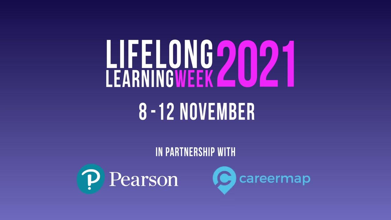 Lifelong Learning Week Promo