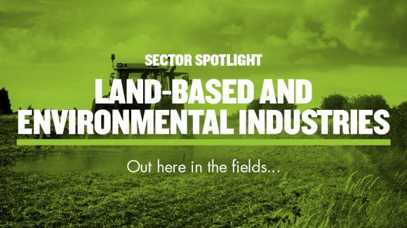 Land based and environmental industries
