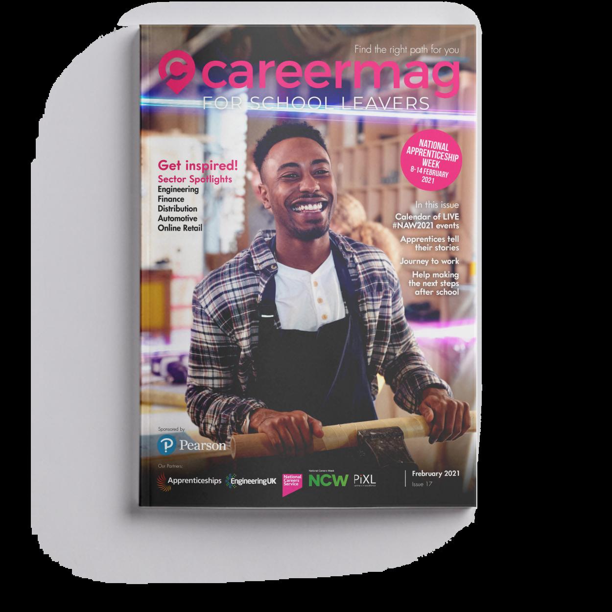 Careermag-SchoolLeavers