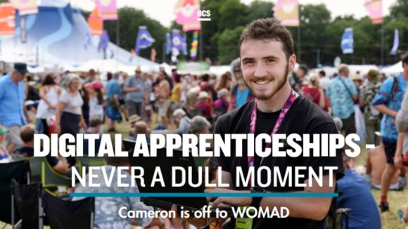 Digital Apprenticeships